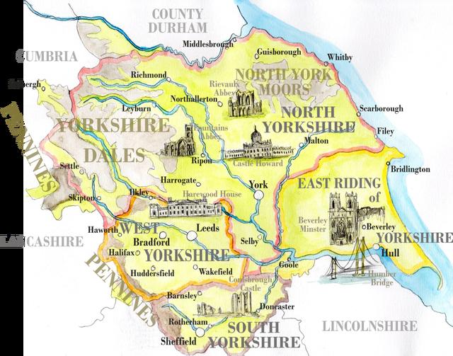 carte-du-yorkshire